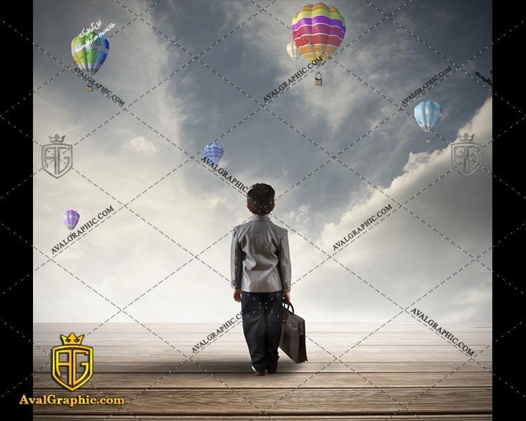 عکس با کیفیت رویای کودکانه مناسب برای طراحی و چاپ - عکس رویا - تصویر رویا - شاتر استوک رویا - شاتراستوک رویا