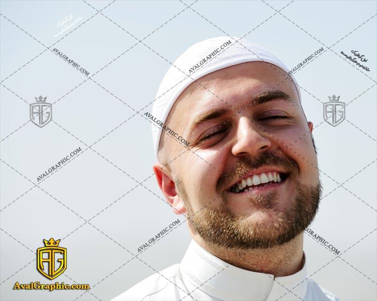 عکس با کیفیت مسلمان خندان مناسب برای طراحی و چاپ - عکس مسلمان - تصویر مسلمان - شاتر استوک مسلمان - شاتراستوک مسلمان