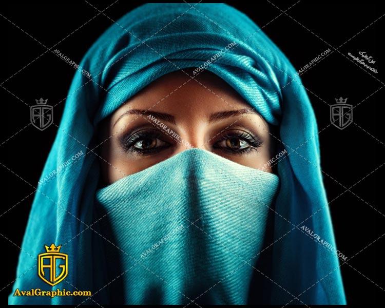 عکس با کیفیت شال آبی مناسب برای طراحی و چاپ می باشد - عکس شال - تصویر شال - شاتر استوک شال - شاتراستوک شال