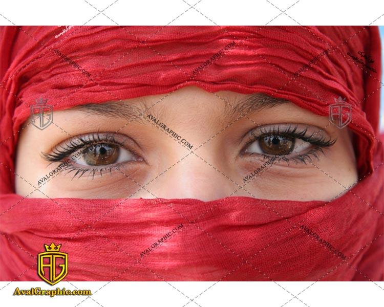 عکس با کیفیت روسری پلیسه مناسب برای طراحی و چاپ - عکس روسری - تصویر روسری - شاتر استوک روسری - شاتراستوک روسری