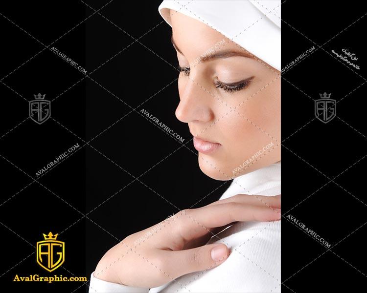 عکس با کیفیت شال سفید مناسب برای طراحی و چاپ می باشد - عکس شال - تصویر شال - شاتر استوک شال - شاتراستوک شال