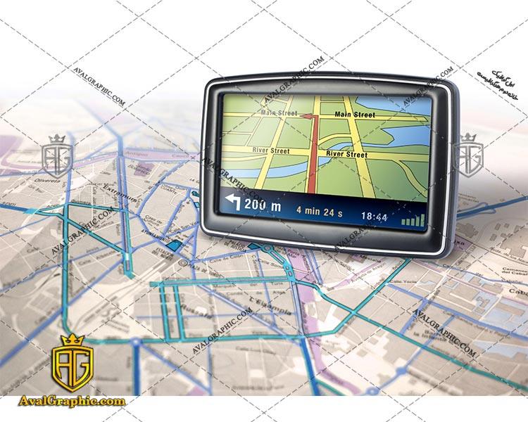 عکس با کیفیت جهت یاب جاده مناسب برای طراحی و چاپ - عکس جاده - تصویر جاده - شاتر استوک جاده - شاتراستوک جاده