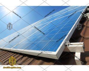 عکس پنل خورشیدی بام رایگان مناسب برای چاپ و طراحی با رزو 300 - شاتر استوک پنل - عکس با کیفیت پنل - تصویر پنل - شاتراستوک پنل