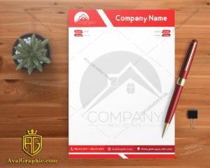 نمونه طرح سربرگ شرکتی سربرگ شرکتی , طراحی سربرگ اداری , سربرگ لایه باز رسمی , دانلود سربرگ تجاری با کیفیت و خاص