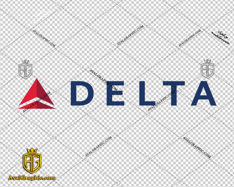 لوگو شرکت هواپیمایی دلتا ایرلاینز دانلود لوگو هواپیمایی , نماد هواپیمایی , آرم هواپیمایی مناسب برای استفاده در طراحی های شما