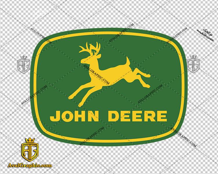 لوگو شرکت John Deere دانلود لوگو شرکت , نماد شرکت , آرم شرکت مناسب برای استفاده در طراحی های شما