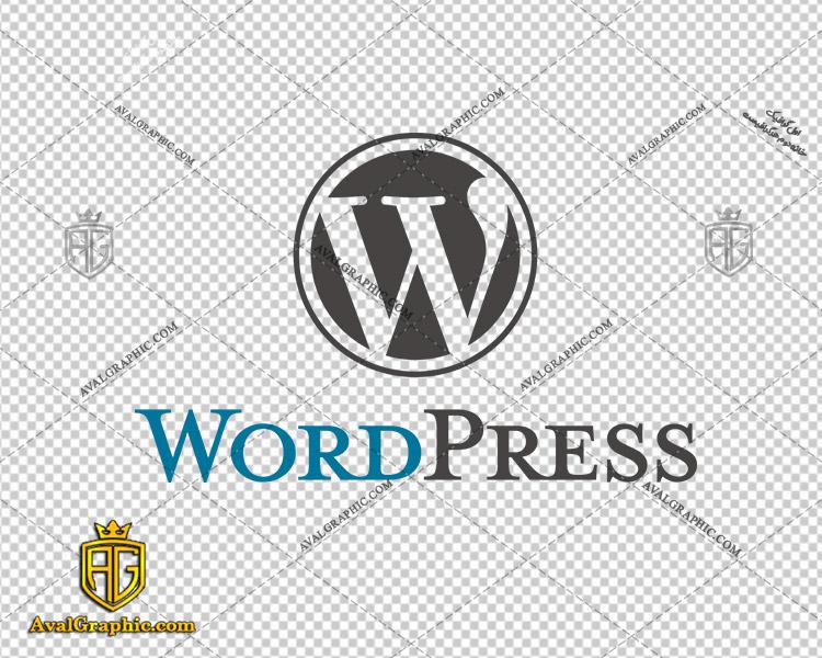 لوگو وردپرس دانلود لوگو وردپرس, نماد وردپرس, آرم وردپرسمناسب برای استفاده در طراحی های شما