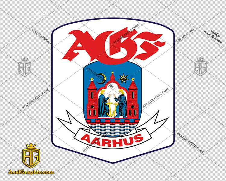 لوگو تیم AGF دانلود لوگو تیم فوتبال , نماد تیم فوتبال , آرم تیم فوتبال مناسب برای استفاده در طراحی های شما