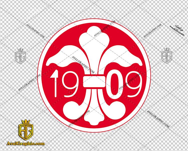 لوگو تیم B 1909 دانلود لوگو تیم فوتبال , نماد تیم فوتبال , آرم تیم فوتبال مناسب برای استفاده در طراحی های شما