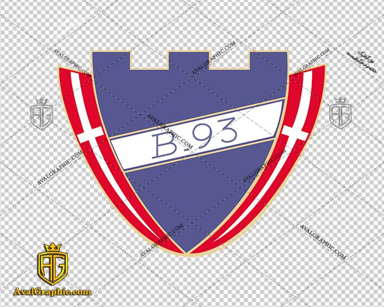 لوگو تیم B.93 دانلود لوگو تیم فوتبال , نماد تیم فوتبال , آرم تیم فوتبال مناسب برای استفاده در طراحی های شما