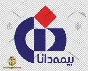 لوگو بیمه دانا دانلود لوگو بیمه دانا , نماد بیمه دانا , آرم بیمه دانا مناسب برای استفاده در طراحی های شما