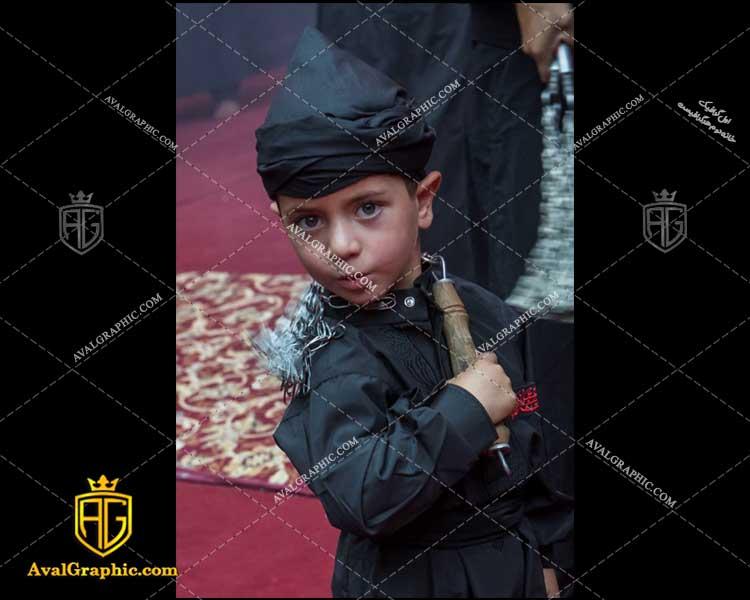 عکس با کیفیت پسر بچه زنجیر زن محرمی مناسب برای طراحی و چاپ - عکس زنجیر زنی- تصویر زنجیر زنی- شاتر استوک زنجیر زنی- شاتراستوک زنجیر زنی