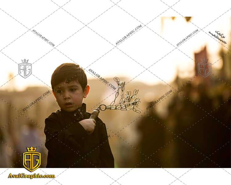 عکس با کیفیت کودک و سوگواری محرم مناسب برای طراحی و چاپ - عکس زنجیر زنی- تصویر زنجیر زنی- شاتر استوک زنجیر زنی- شاتراستوک زنجیر زنی