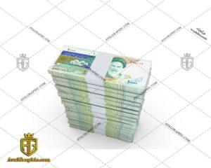 عکس با کیفیت پول سبز ایرانی مناسب برای طراحی و چاپ - عکس پول - تصویر پول - شاتر استوک پول - شاتراستوک پول