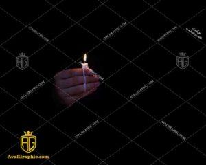 عکس با کیفیت شمع کوچک شام غریبان مناسب برای طراحی و چاپ - عکس شام غریبان - تصویر شام غریبان- شاتر استوک شام غریبان- شاتراستوک شام غریبان