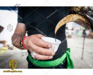 عکس دله و قهوه رایگان مناسب برای چاپ و طراحی با رزو 300 - شاتر استوک موکب - عکس با کیفیت موکب - تصویر موکب - شاتراستوک موکب