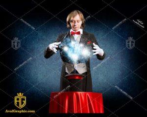 عکس با کیفیت هنر شعبده بازی مناسب برای طراحی و چاپ - عکس شعبده باز- تصویر شعبده باز- شاتر استوک شعبده باز شاتراستوک شعبده باز