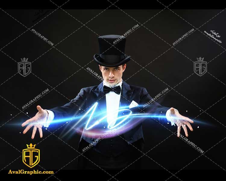 عکس با کیفیت تردستی و نور مناسب برای طراحی و چاپ - عکس شعبده باز- تصویر شعبده باز- شاتر استوک شعبده باز شاتراستوک شعبده باز