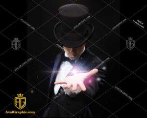 عکس با کیفیت کلک شعبده بازی مناسب برای طراحی و چاپ - عکس شعبده باز- تصویر شعبده باز- شاتر استوک شعبده باز شاتراستوک شعبده باز