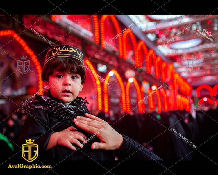 عکس با کیفیت پسر بچه و حرم امام حسین مناسب برای طراحی و چاپ - عکس شیرخوارگان- تصویر شیرخوارگان- شاتر استوک شیرخوارگان- شاتراستوک شیرخوارگان
