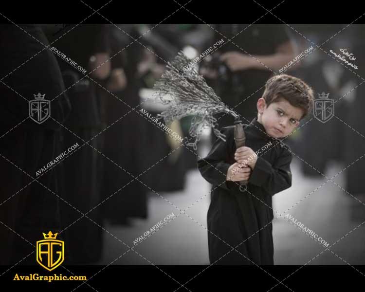 عکس با کیفیت کودک زنجیر زن