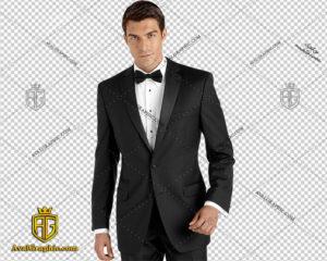 دوربری مدل کت و شلوار مشکی , پی ان جی مرد , دوربری مدل مرد , عکس مرد جذاب, مانکن مرد ایرانی با کیفیت و خاص با فرمت png