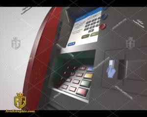 عکس عابر بانک خاکستری رایگان مناسب برای چاپ و طراحی با رزو 300 - شاتر استوک بانک - عکس با کیفیت بانک - تصویر بانک - شاتراستوک بانک