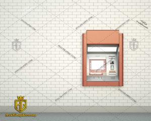 عکس با کیفیت عابربانک نارنجی مناسب برای طراحی و چاپ - عکس عابربانک - تصویر عابربانک - شاتر استوک عابربانک - شاتراستوک عابربانک