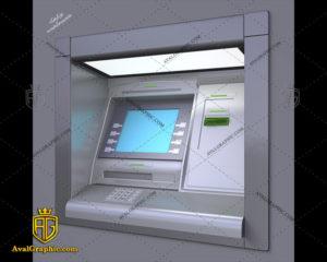 عکس با کیفیت دستگاه خودپرداز طوسی مناسب برای طراحی و چاپ - عکس خودپرداز - تصویر خودپرداز - شاتر استوک خودپرداز - شاتراستوک خودپرداز