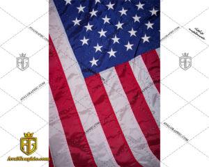 عکس پرچم ایالت متحده آمریکا رایگان مناسب برای چاپ و طراحی با رزو 300 - شاتر استوک پرچم - عکس با کیفیت پرچم - تصویر پرچم - شاتراستوک پرچم