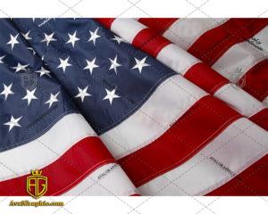 عکس با کیفیت پرچم کشور آمریکا مناسب برای طراحی و چاپ - عکس پرچم - تصویر پرچم - شاتر استوک پرچم - شاتراستوک پرچم