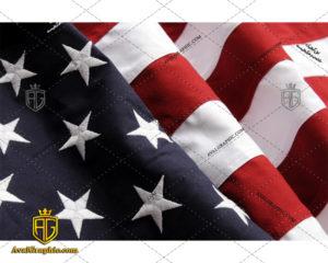 عکس پرچم رنگی آمریکا رایگان مناسب برای چاپ و طراحی با رزو 300 - شاتر استوک پرچم - عکس با کیفیت پرچم - تصویر پرچم - شاتراستوک پرچم