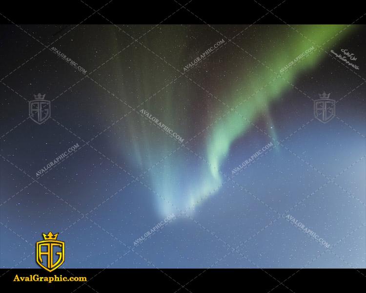 عکس شفق قطبی کم نور رایگان مناسب برای چاپ و طراحی با رزو 300 - شاتر استوک شفق قطبی - عکس با کیفیت شفق قطبی - تصویر شفق قطبی - شاتراستوک شفق قطبی
