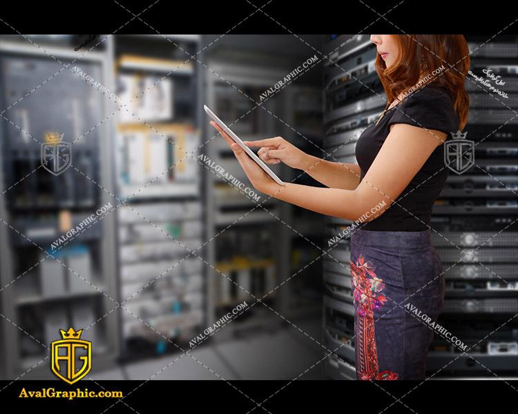 عکس با کیفیت مهندس شرکت نرم افزاری مناسب برای طراحی و چاپ - عکس مهندس - تصویر مهندس - شاتر استوک مهندس - شاتراستوک مهندس