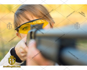 عکس هدفگیری تیراندازی رایگان مناسب برای چاپ و طراحی با رزو 300 - شاتر استوک تیرانداز - عکس با کیفیت تیرانداز - تصویر تیرانداز- شاتراستوک تیرانداز