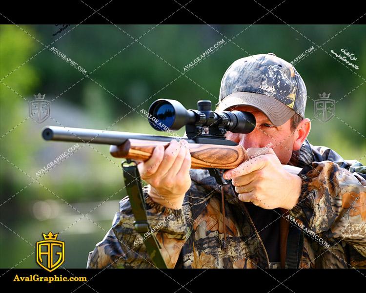 عکس با کیفیت آقای شکارچی مناسب برای طراحی و چاپ - عکس شکارچی - تصویر شکارچی - شاتر استوک شکارچی - شاتراستوک شکارچی