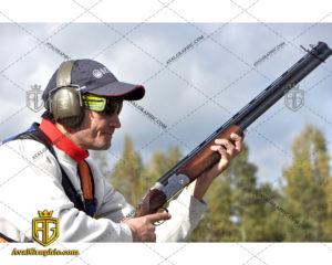 عکس مرد تفنگچی رایگان مناسب برای چاپ و طراحی با رزو 300 - شاتر استوک تفنگچی - عکس با کیفیت تفنگچی - تصویر تفنگچی - شاتراستوک تفنگچی
