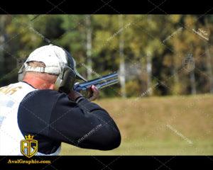 عکس با کیفیت مرد شکارچی مناسب برای طراحی و چاپ - عکس شکارچی - تصویر شکارچی - شاتر استوک شکارچی - شاتراستوک شکارچی
