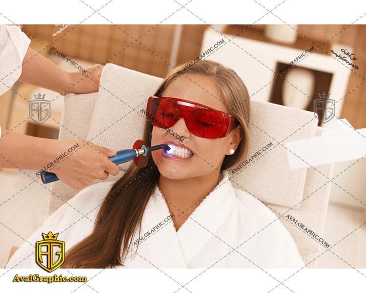 عکس با کیفیت لیزر دندان مناسب برای طراحی و چاپ - عکس لیزر - تصویر لیزر - شاتر استوک لیزر - شاتراستوک لیزر