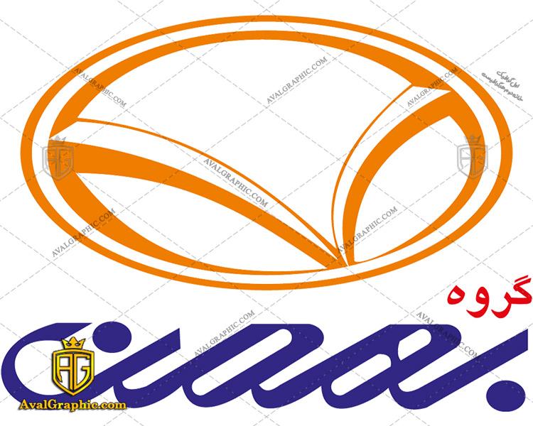دانلود لوگو (آرم) گروه بهمن - دانلود نماد گروه بهمن, آرم گروه بهمن مناسب برای استفاده در طراحی