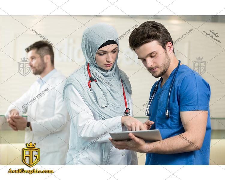 عکس با کیفیت پزشک های مسلمان مناسب برای طراحی و چاپ - عکس پزشک مسلمان - تصویر پزشک مسلمان - شاتر استوک پزشک مسلمان - شاتراستوک پزشک مسلمان