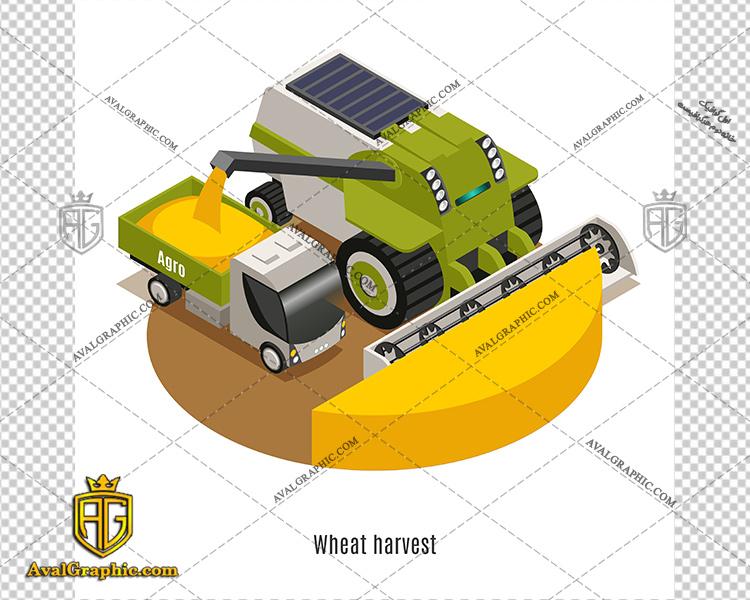 وکتور ماشین شخم زن مزرعه - دانلود وکتور ماشین، تصاویر برداری و طرح های برداری مناسب برای طراحی و چاپ