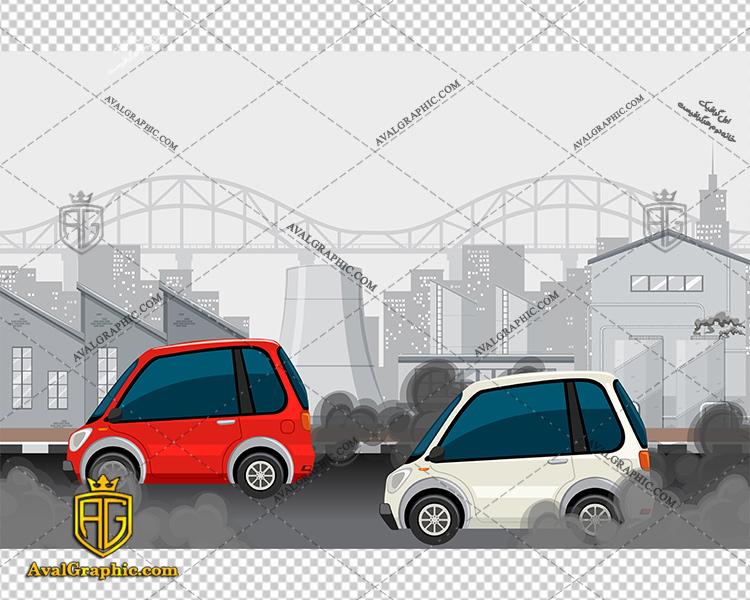 وکتور ماشین شخصی دورنگ - دانلود وکتور ماشین، تصاویر برداری و طرح های برداری مناسب برای طراحی و چاپ