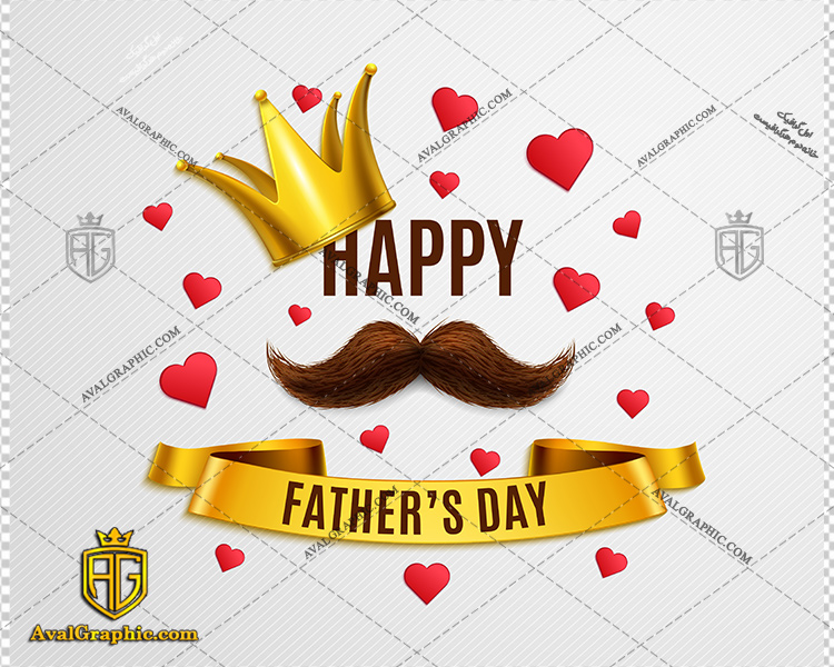 وکتور تاج روز پدر - دانلود وکتور تاج، تصاویر برداری و طرح های برداری مناسب برای طراحی و چاپ