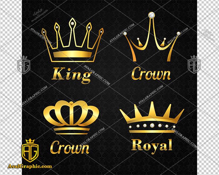 وکتور تاج های شاه و ملکه - دانلود وکتور تاج، تصاویر برداری و طرح های برداری مناسب برای طراحی و چاپ