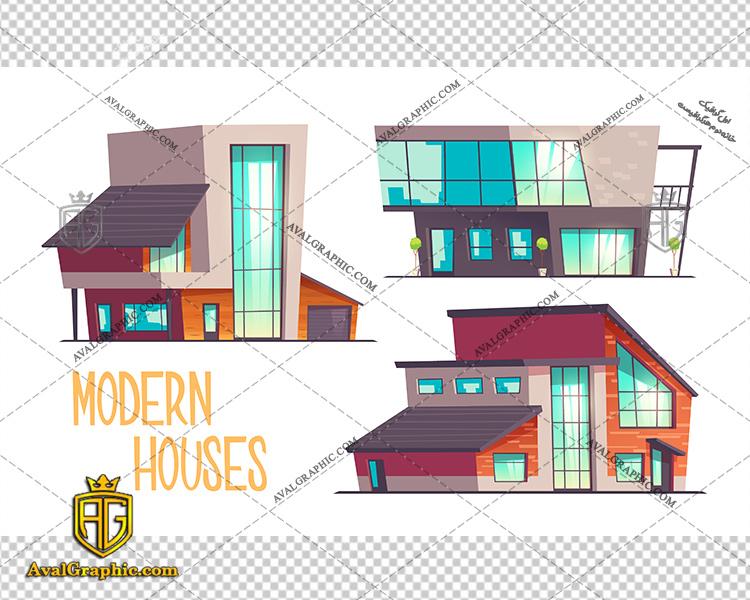 وکتور خانه ی مدرن - دانلود وکتور خانه، تصاویر برداری و طرح های برداری مناسب برای طراحی و چاپ