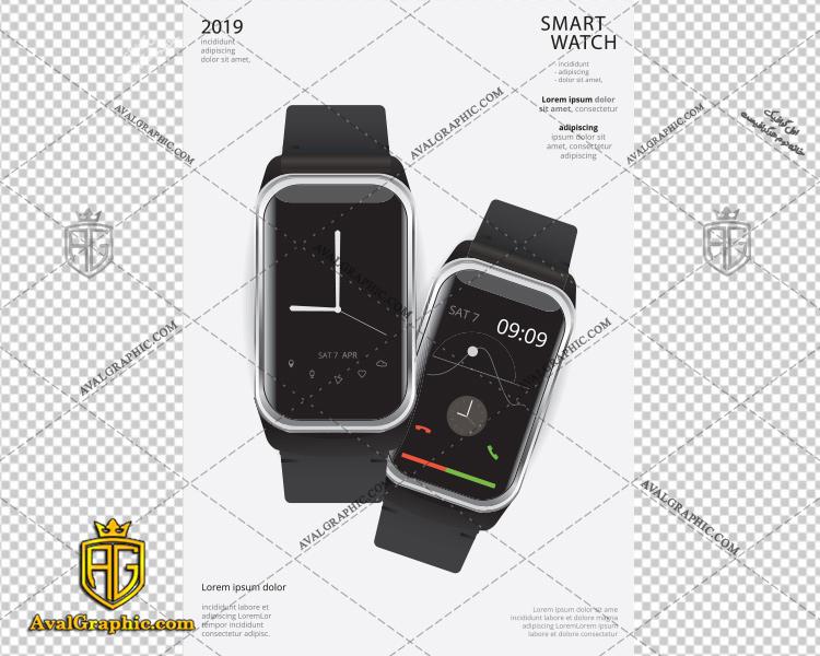 وکتور ساعت مچی هوشمند مشکی - دانلود وکتور ساعت، تصاویر برداری و طرح های برداری مناسب برای طراحی و چاپ