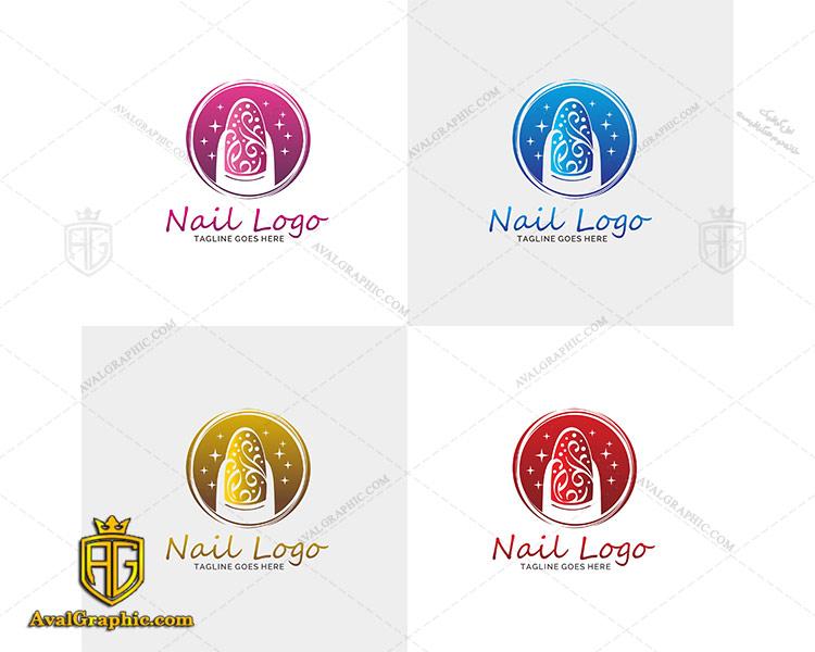 وکتور لوگوی کاشت ناخن دانلود وکتور لوگوی کاشت ناخن، تصاویر برداری و طرح های برداری مناسب برای طراحی و چاپ