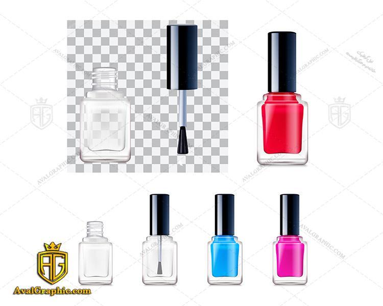 وکتور انواع رنگ لاک ناخن دانلود وکتور انواع رنگ لاک ناخن ، تصاویر برداری و طرح های برداری مناسب برای طراحی و چاپ