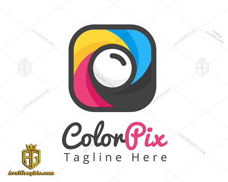 لوگو عکاسی رنگی